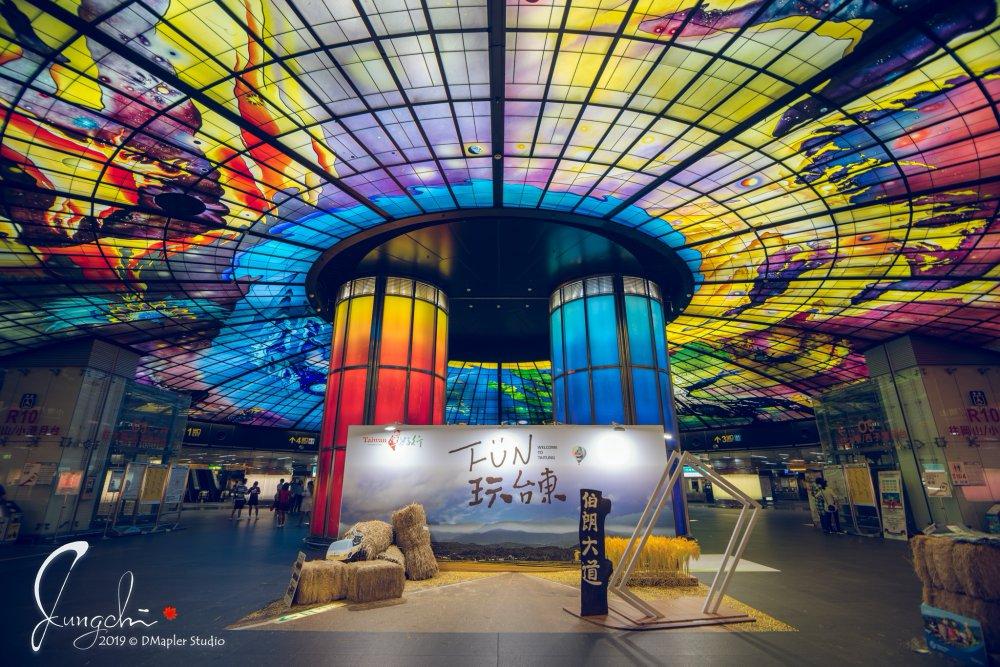 高雄新興|美麗島捷運站|光之穹頂|世界第二美車站