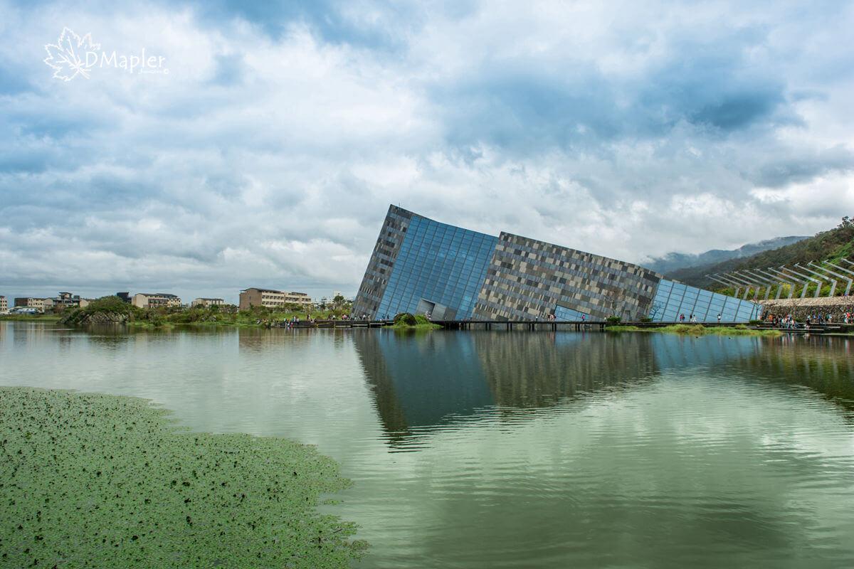宜蘭頭城|蘭陽博物館、烏石港遊客中心、金車伯朗頭城城堡-宜蘭地標必去景點